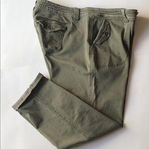 Torrid Military Pants